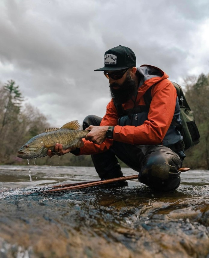 Video of the Week: Wild Fly Productions and Fly Fishing for Giant Smallmouth