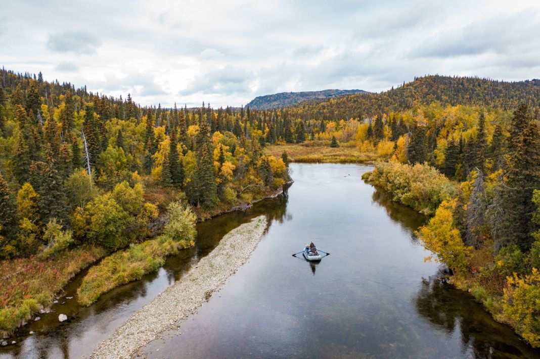 floating alaska