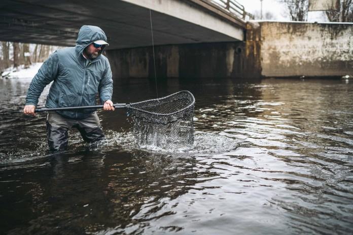 Steelhead Netting
