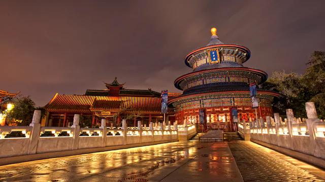 Word Showcase China