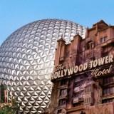 WDW Theme Park Icons