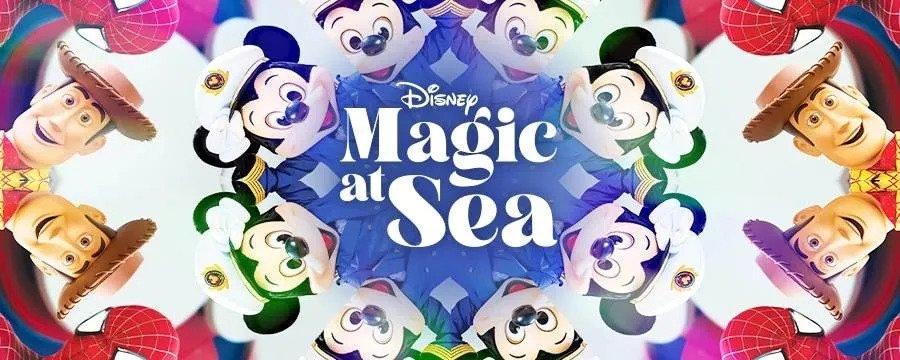 Disney Magic At Sea