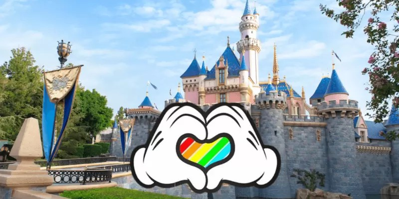 Disneyland Gay Days x