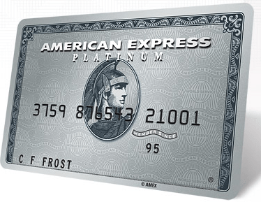 American Express Platinum – Increased 40,000 Point Sign Up Offer