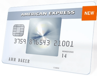 The All-New American Express EveryDay Card