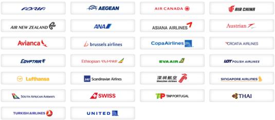 Star Alliance Partners