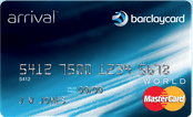 Barclaycard Review Series: Barclaycard Arrival™ World MasterCard®