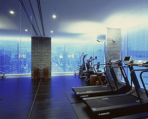 Park Hyatt Tokyo's Gym