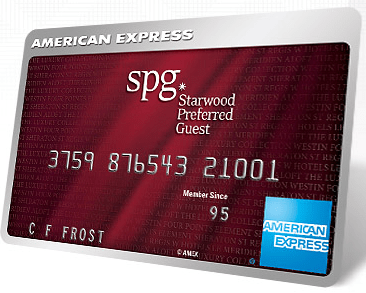 American Express Lowers the Spending Threshold for the Starwood Preferred Guest Card!