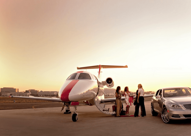 Win A Seat On The JetSuiteX Inaugural Flight!