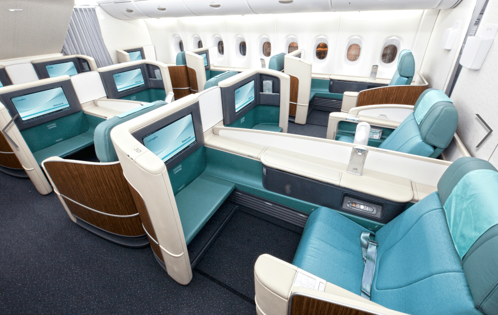 Korean Air A380 First Class Product