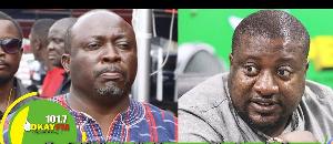 Baba Jamal clashes with Nana B over Tsatsu Tsikata