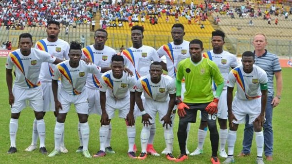 Mass resignation hit Hearts of Oak as all their coaches quit the club