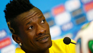 Asamoah Gyan trends on Twitter due to Essien's LGBTQ+ post