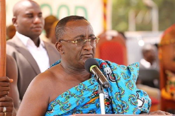 Ghana will have food in abundance next year - Dr Akoto