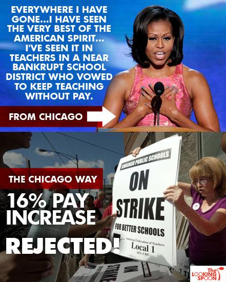Chicago Teachers Strike Memes And Cartoons Flyover Culture