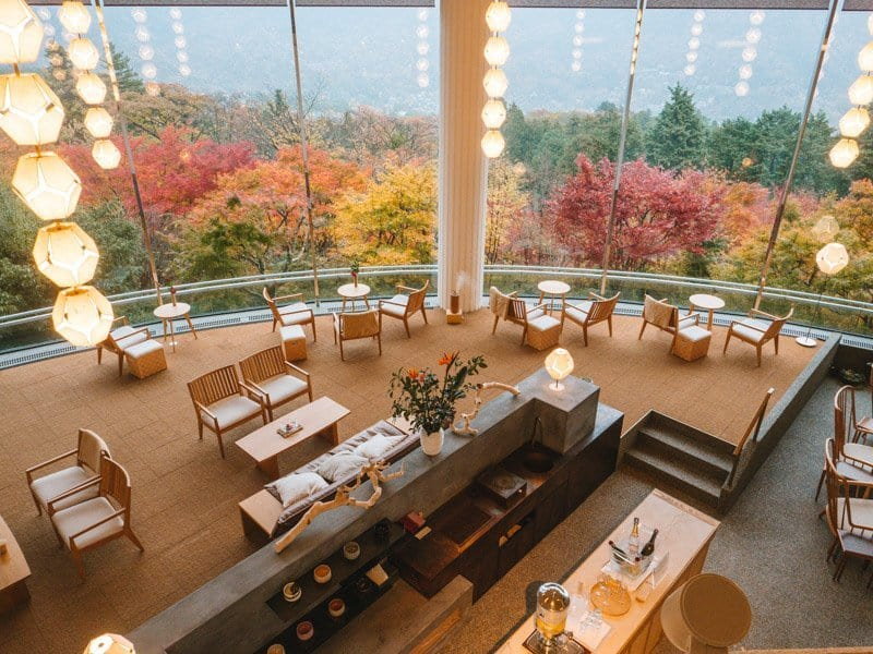 Onsen Spa Retreat at Hotel Hakone Gora Byakudan | Hakone, Japan | flystayluxe.com
