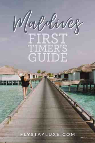 Maldives Travel Tips for First Time Visitors. Planning on going on holidays to the beautiful Maldives? This tropical island paradise is a must-do on many people's bucket lists and it's no wonder why, with stunning beaches, luxury hotels, amazing overwater bungalows and turquoise blue ocean waters. This place should be top of everyone's dream vacations list! Check out our Maldives Travel Guide for first timers to spark your wanderlust.