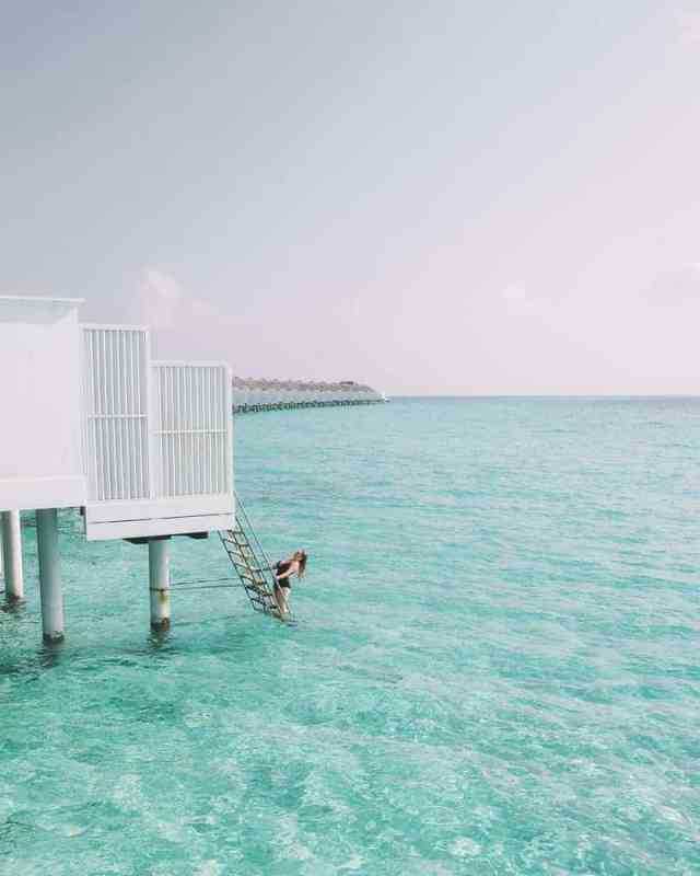 Finolhu Resort Overwater Bungalows | Maldives Travel Tips for First Time Visitors | Fly Stay Luxe