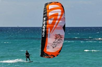 Flysurfer Unity in Fuerte
