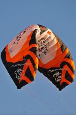 Flysurfer Unity Profile