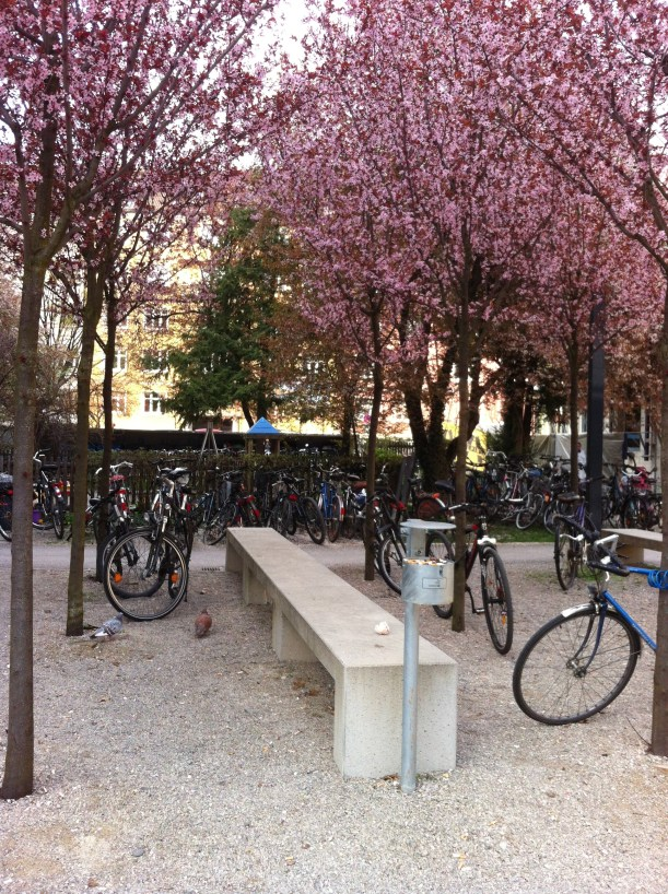 Spring classes in München 2013