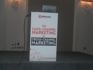 Marketing online. Evento