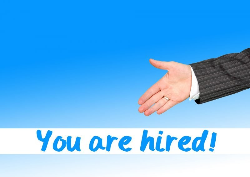 Fly to FI - You are Hired!