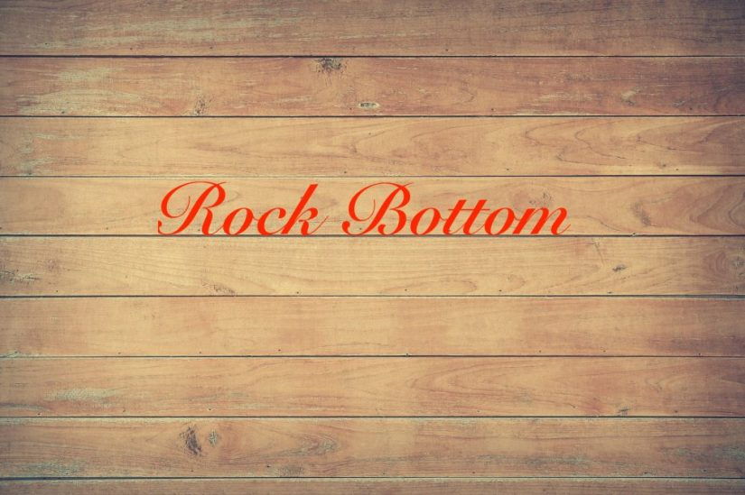 The Expense Floor - Rock Bottom