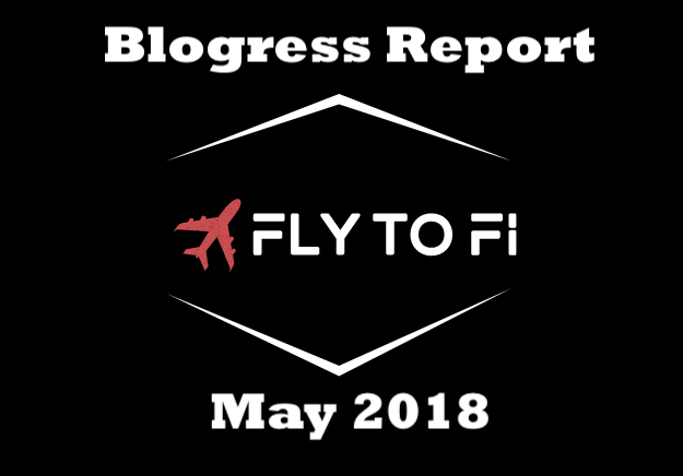Blogress Report – May 2018
