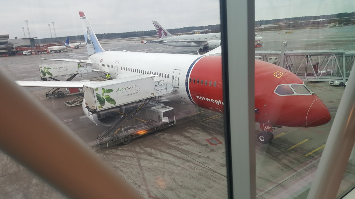 Norwegian Air Review