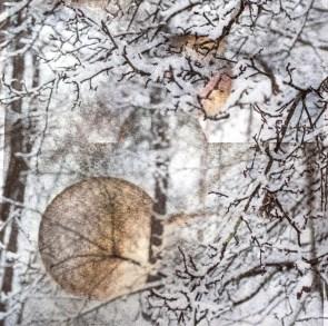"""Michelle Saffran's art, """"Atone in Measure"""""""