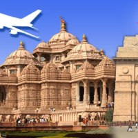 Now avail latest offers on booking of cheap flights to delhi from flywidus.com