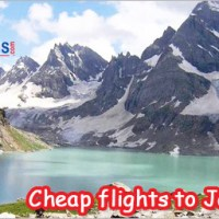 Book cheap flights to Jammu & experience memorable travel experience with flywidus