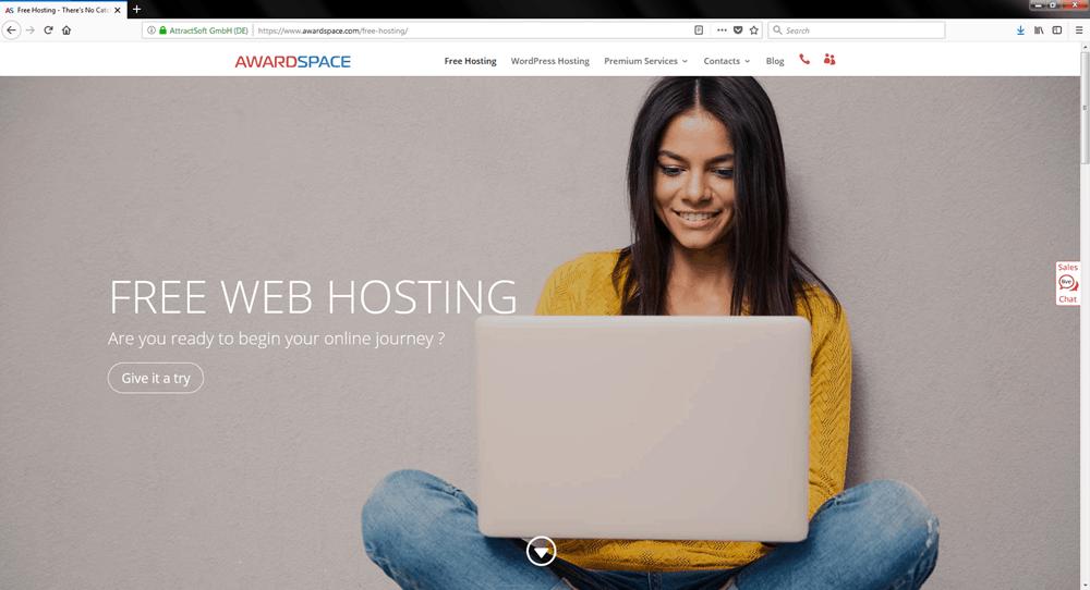 Top 26 Free Website Hosting 2019
