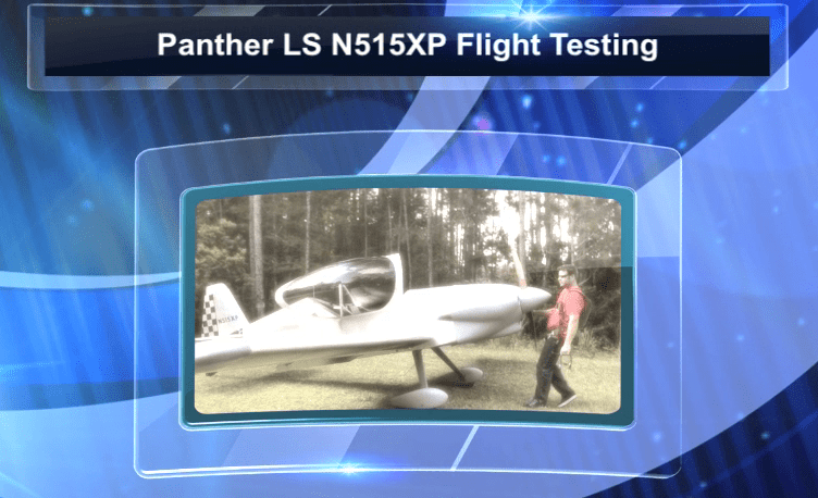 Panther Test Flights