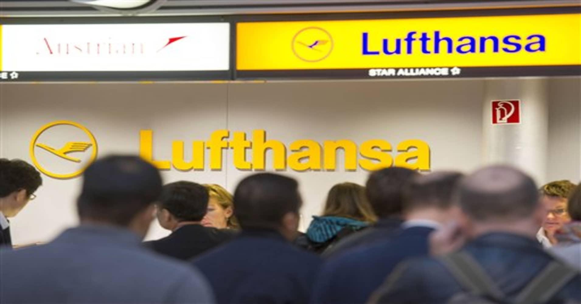 Resultado de imagen para Lufthansa strike