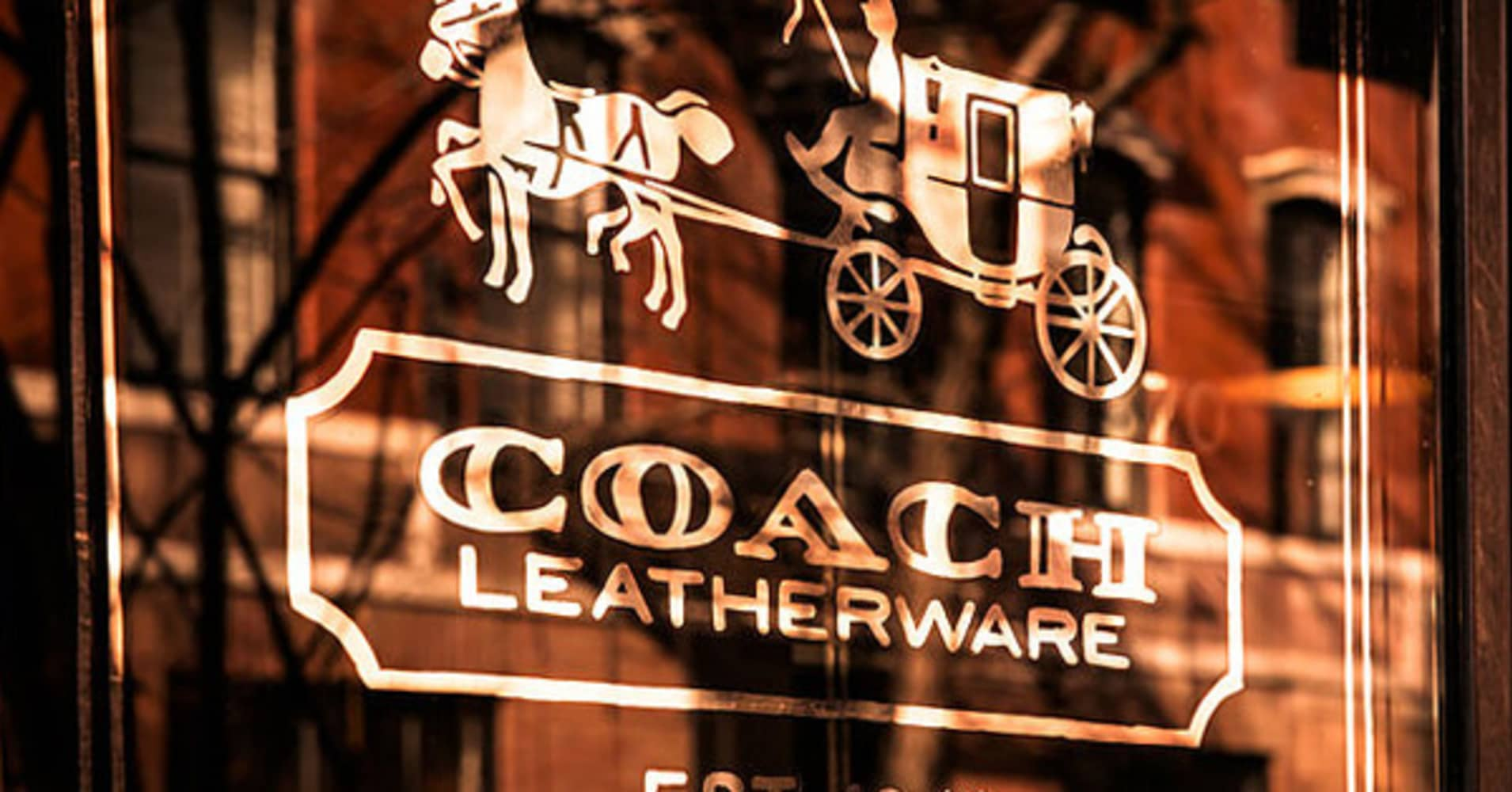 Coach Brand Logo submited images.