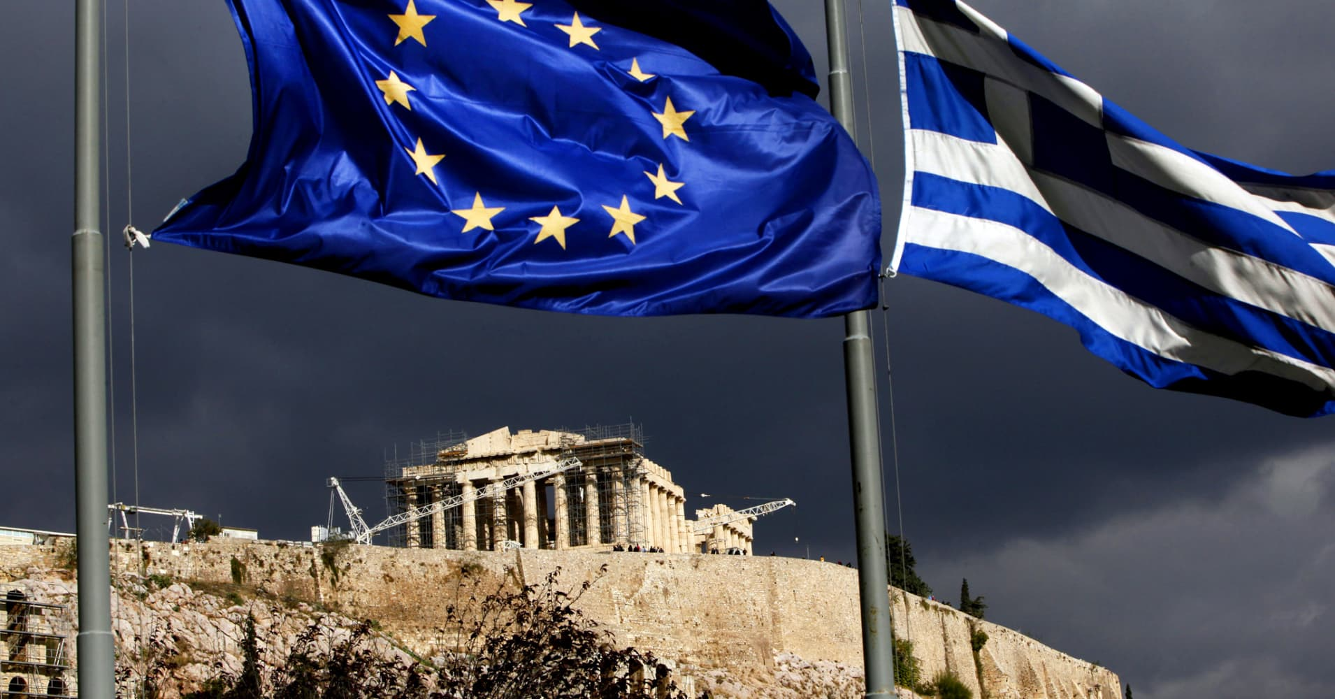 Grécko a jeho vplyv na Európsku úniu
