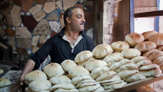 Image result for egypt bread