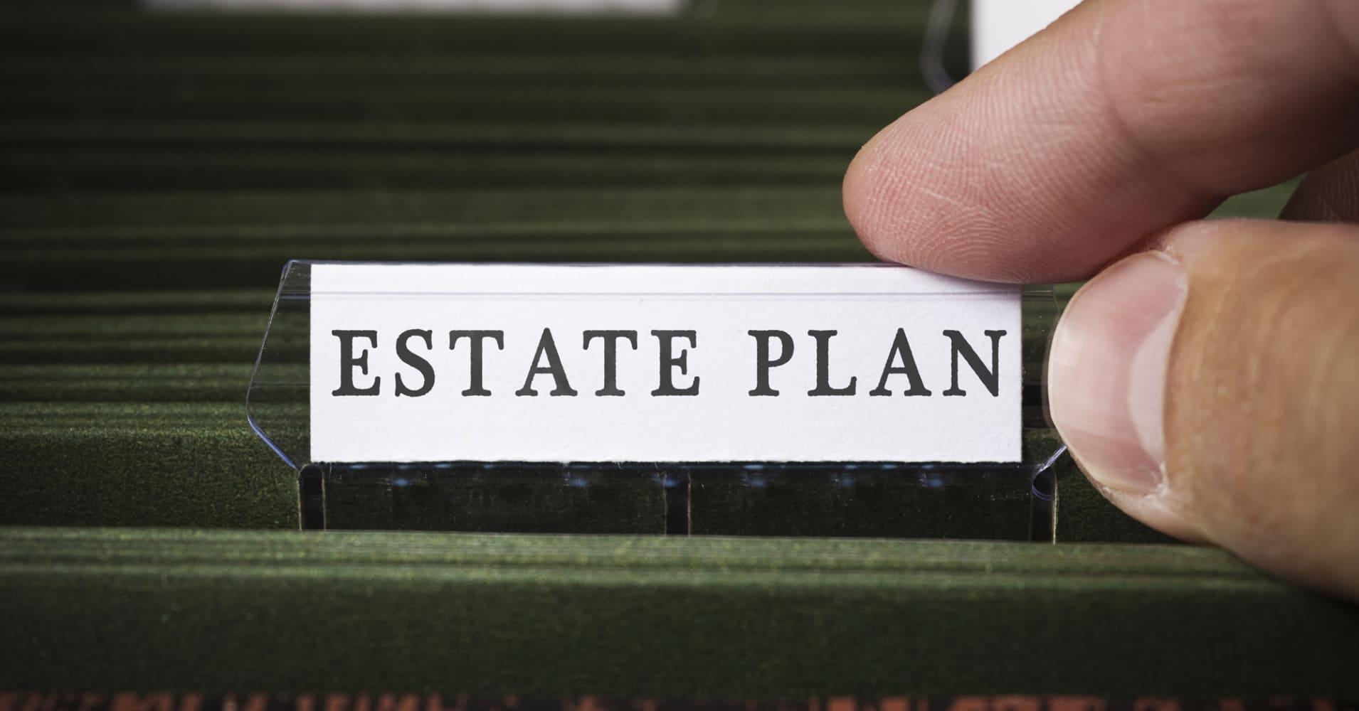 Estate Tax Tax Plan