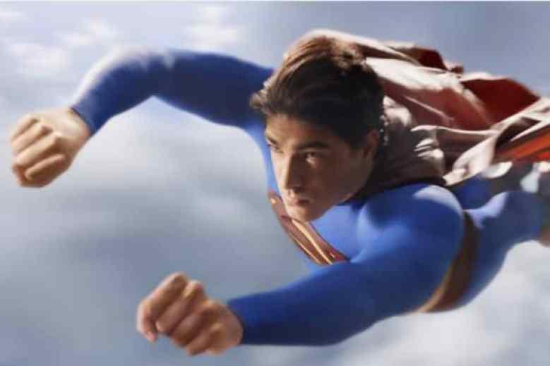 """Imagen de la película de 2006 """"Superman Returns""""."""