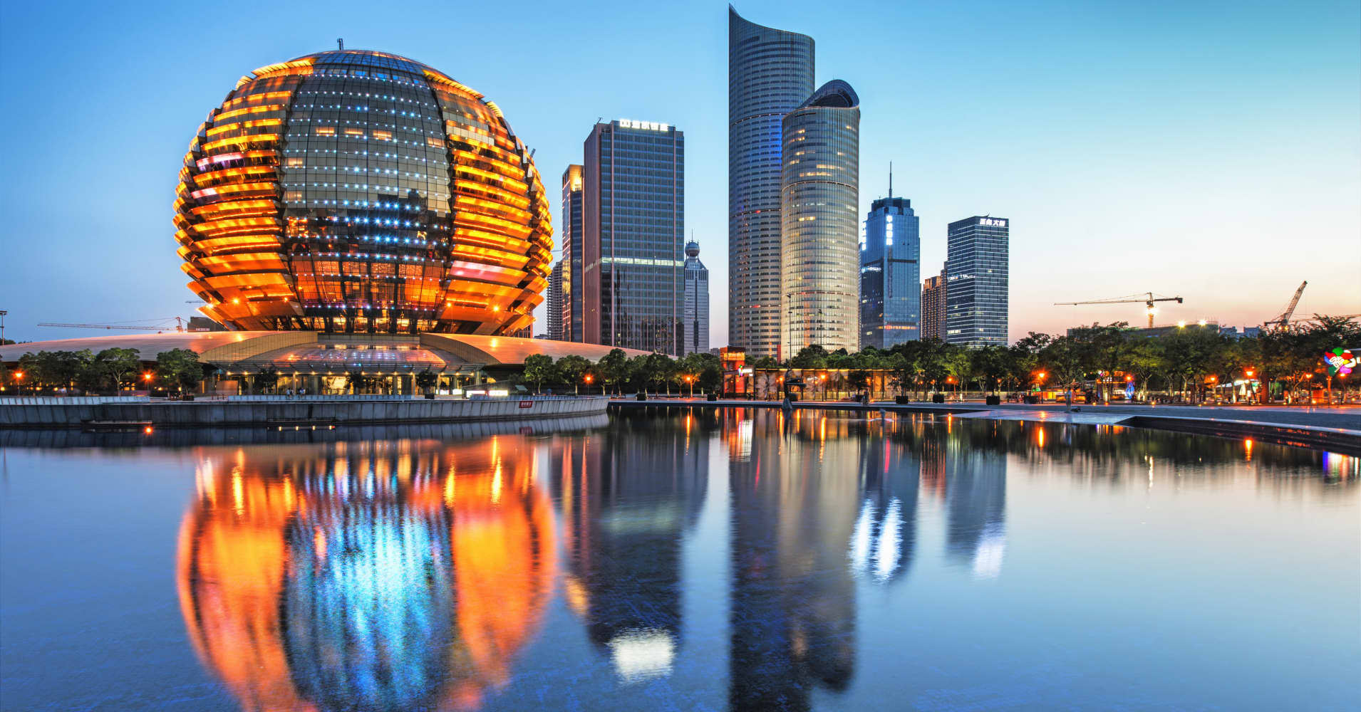 Top 10 Fastest Growing Cities: Hangzhou
