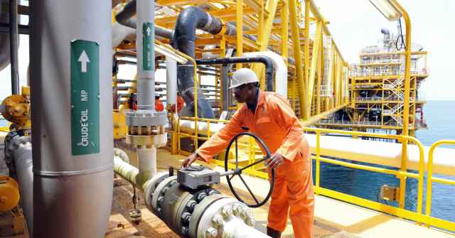 UNITED STATE imports of Nigerian crude hit virtually three-year record high