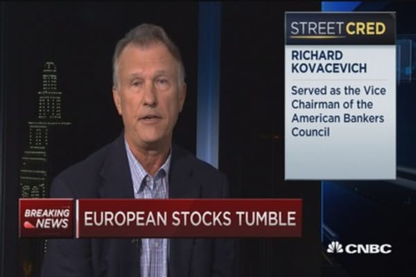 Fed needs to let the market work: Kovacevich