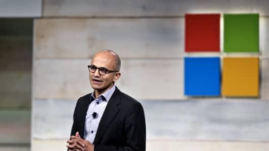 Satya Nadella, Microsoft CEO - www.office.com/setup