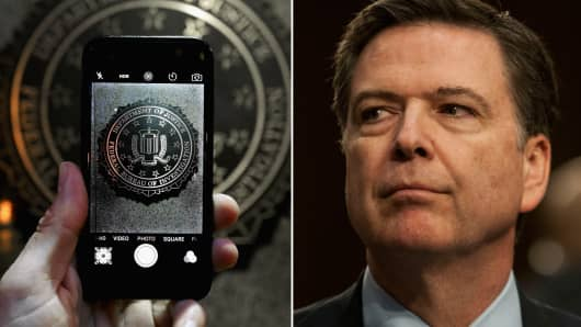 Image result for fbi james comey