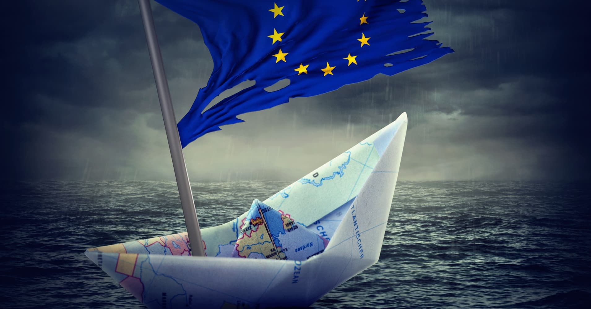 Eu Is Sinking And Uk Should Leave Says Economist