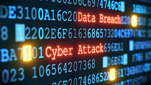 Data Breach Cyber Attack