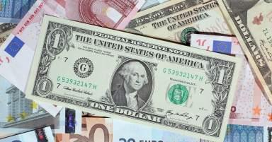 Dollar holds gains, sterling up on Brexit deadline extension
